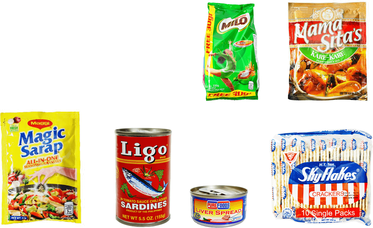 philippines products